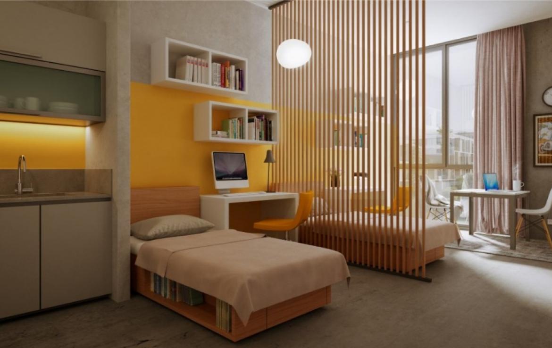 Studio Student Residence Slide3
